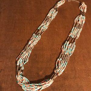 Jewelry - Pastel Beaded Necklace